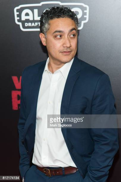Actor Alessandro Juliani attends the 'War For The Planet Of The Apes' New York Premiere at the SVA Theater on July 10 2017 in New York City
