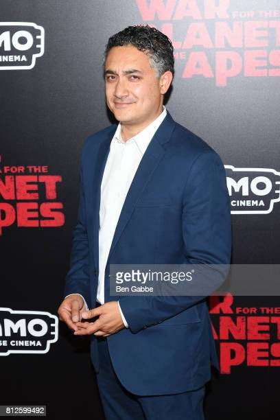 Actor Alessandro Juliani attends the 'War for the Planet Of The Apes' New York Premiere at SVA Theater on July 10 2017 in New York City