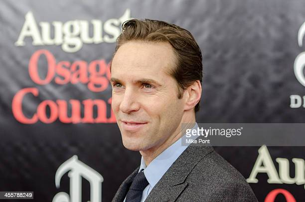 Actor Alessandro Nivola attends the 'August Osage County' premiere at the Ziegfeld Theater on December 12 2013 in New York City