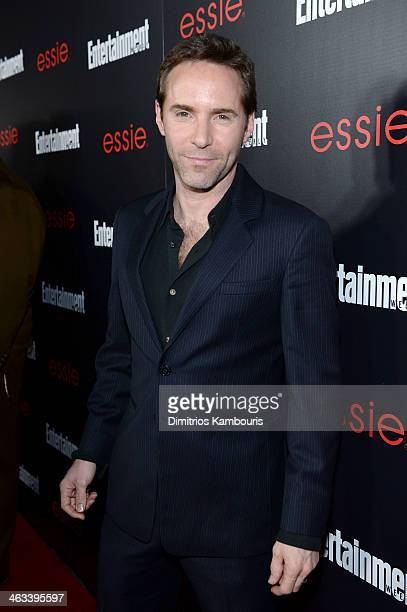Actor Alessandro Nivola attends the Entertainment Weekly celebration honoring this year's SAG Awards nominees sponsored by TNT TBS and essie at...
