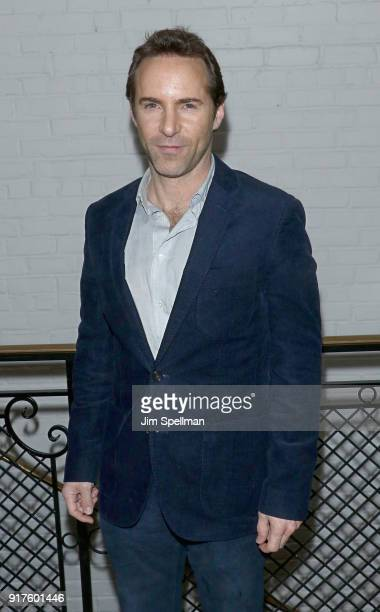 Actor Alessandro Nivola attends the screening after party for 'The Party' hosted by Roadside Attractions and Great Point Media with The Cinema...