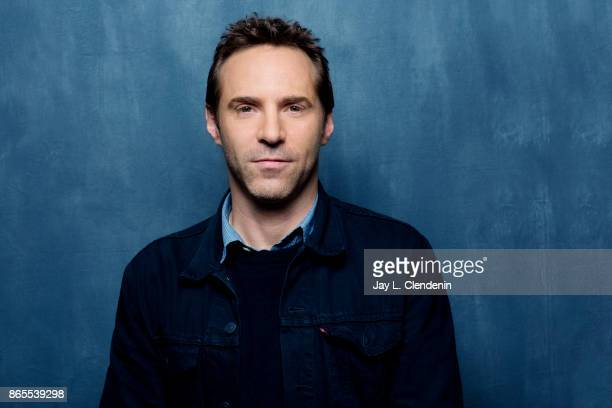 Actor Alessandro Nivola from the film 'Disobedience' poses for a portrait at the 2017 Toronto International Film Festival for Los Angeles Times on...