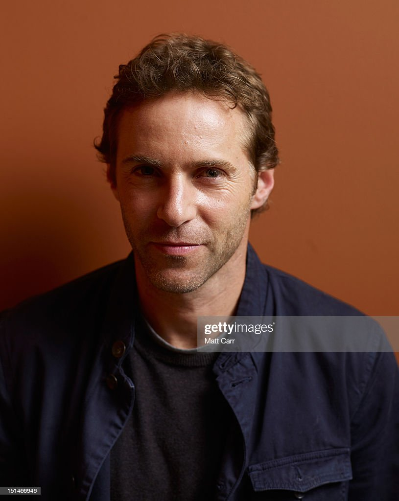 Actor Alessandro Nivola of 'Ginger And Rosa' poses at the Guess Portrait Studio during 2012 Toronto International Film Festival on September 7, 2012 in Toronto, Canada.