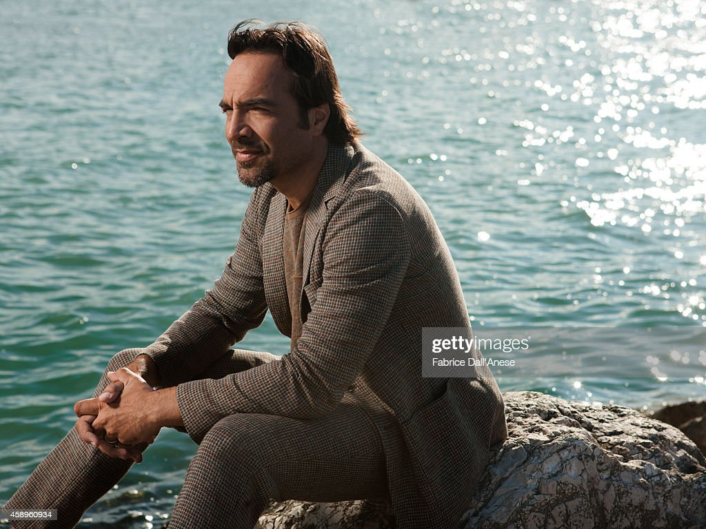 Actor Alessio Di Clemente is photographed for Vanity Fair - Italy on September 1, 2013 in Venice, Italy.