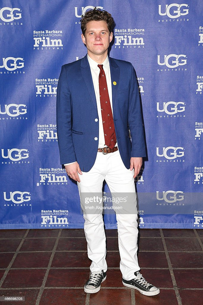 Actor Alex Beh attends the presentation of the Outstanding Performer Of The Year Award at the Arlington Theatre during the 29th Santa Barbara International Film Festival on February 1, 2014 in Santa Barbara, California.