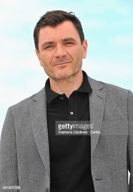 """Actor Alex Brendemuehl attends the """"From The Land Of The Moon """" photocall during the 69th annual Cannes Film Festival at the Palais des Festivals on..."""
