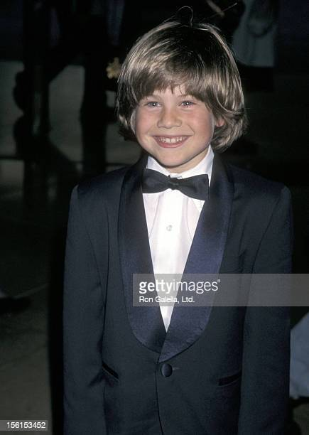 Actor Alex D Linz attends the 12th Annual Genesis Awards on March 28 1998 at Beverly Hilton Hotel in Bevelry Hills California