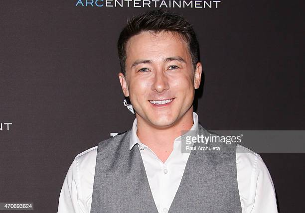 Actor Alex Frost attends the premiere of 'See You In Valhalla' at ArcLight Cinemas on April 21 2015 in Hollywood California