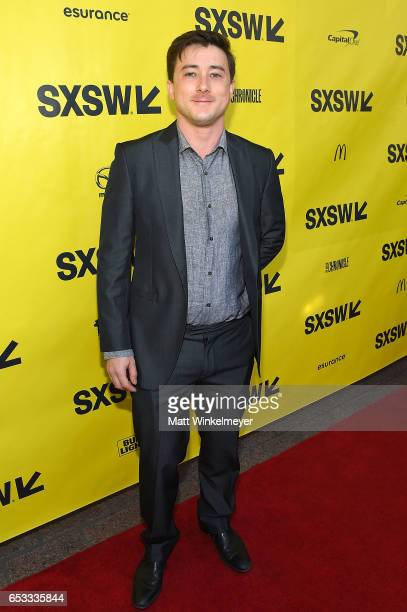 Actor Alex Frost attends the 'The Most Hated Woman In America' premiere 2017 SXSW Conference and Festivals on March 14 2017 in Austin Texas