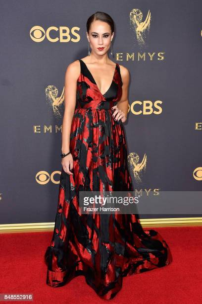Actor Alex Hudgens attends the 69th Annual Primetime Emmy Awards at Microsoft Theater on September 17 2017 in Los Angeles California