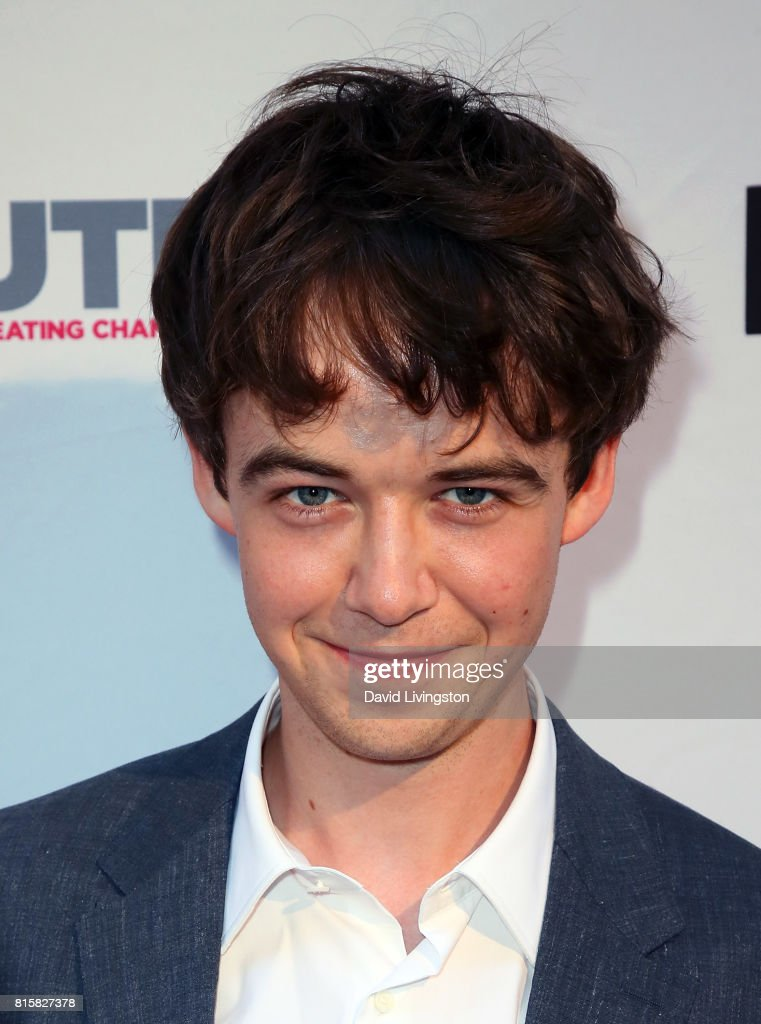 2017 Outfest Los Angeles LGBT Film Festival - Closing Night Gala Screening Of 'Freak Show' - Arrivals : News Photo