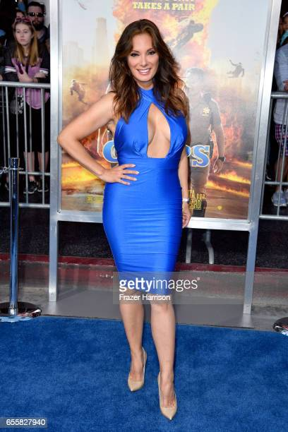 Actor Alex Meneses at the premiere of Warner Bros Pictures' CHiPS at TCL Chinese Theatre on March 20 2017 in Hollywood California