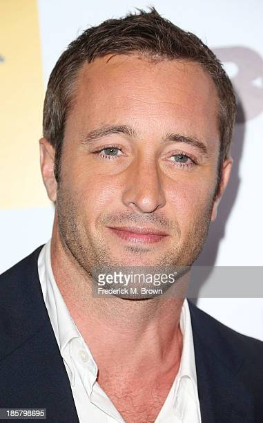 Actor Alex O'Loughlin attends the Australians in Film Benefit Dinner at the at Intercontinental Hotel on October 24 2013 in Beverly Hills California