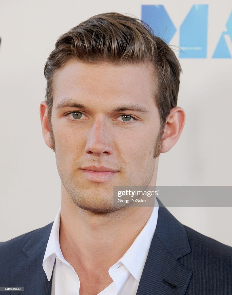 Actor Alex Pettyfer arrives at the 2012 Los Angeles Film Festival closing night gala premiere of 'Magic Mike' at Regal Cinemas L.A. Live on June 24, 2012 in Los Angeles, California.
