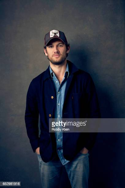 Actor Alex Pettyfer of 'The Strange Ones' poses for a portrait at The Wrap and Getty Images SxSW Portrait Studio on March 11 2017 in Austin Texas