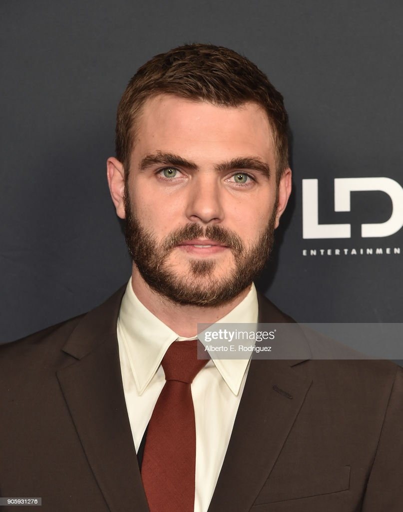 Actor Alex Roe attends the premiere of Roadside Attractions' 'Forever My Girl' at The London West Hollywood on January 16, 2018 in West Hollywood, California.