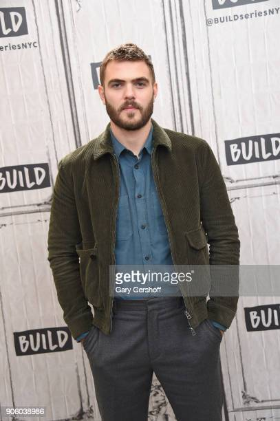 Actor Alex Roe visits Build Series to discuss the film 'Forever My Girl' at Build Studio on January 17 2018 in New York City