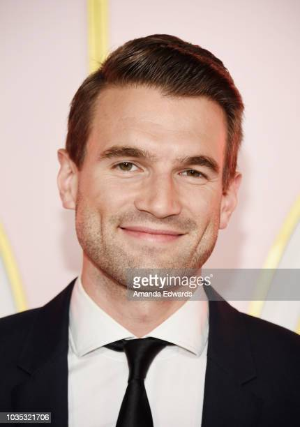 Actor Alex Russell arrives at the Amazon Prime Video Post Emmy Awards Party 2018 at Cecconi's on September 17 2018 in West Hollywood California