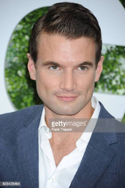 Actor Alex Russell attends the 2017 Summer TCA Tour CBS Television Studios' Summer Soiree at CBS Studios Radford on August 1 2017 in Studio City...