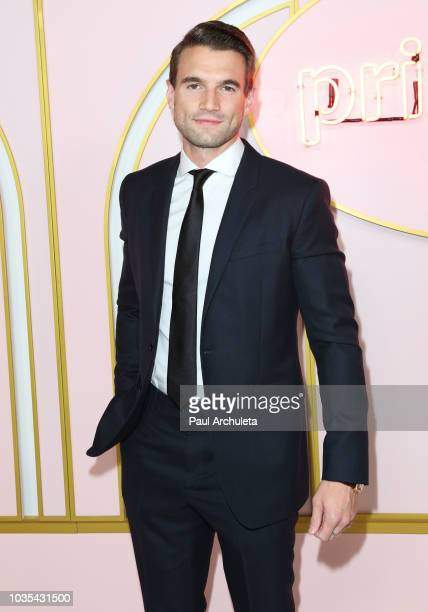 Actor Alex Russell attends the Amazon Prime Video post 2018 Emmy Awards party at Cecconi's on September 17 2018 in West Hollywood California