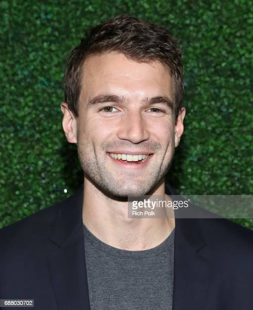 Actor Alex Russell attends the Sony Pictures Television LA Screenings Party at Catch LA on May 24 2017 in Los Angeles California
