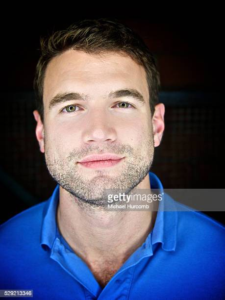 Actor Alex Russell poses for a portrait while promoting the film 'Cut Snake' at the 2014 Toronto International Film Festival