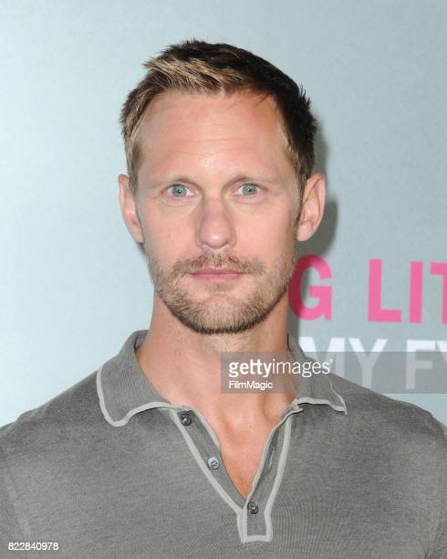 Actor Alex Skarsgard arrives at HBO 'Big Little Lies' FYC at DGA Theater on July 25 2017 in Los Angeles California