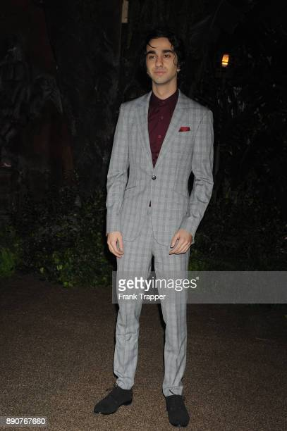 Actor Alex Wolff attends the premiere of Columbia Pictures' 'Jumanji Welcome To The Jungle' held at the TCL Chinese Theater on December 11 2017 in...