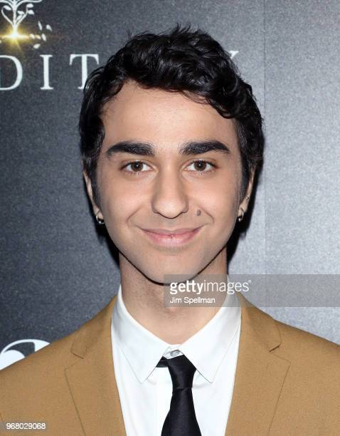 Actor Alex Wolff attends the screening of Hereditary hosted by A24 at Metrograph on June 5 2018 in New York City