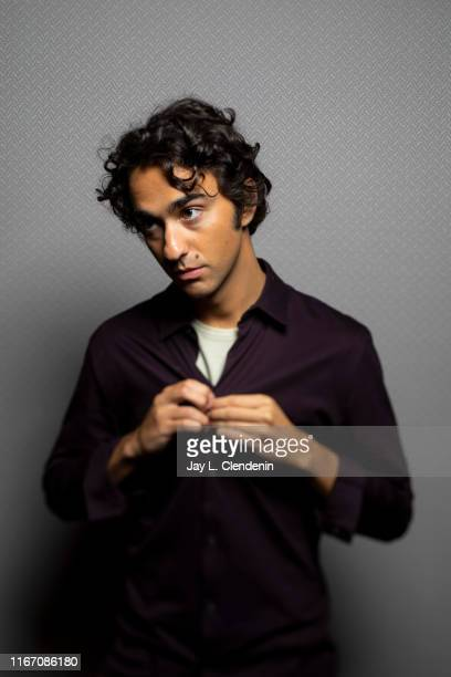Actor Alex Wolff from 'Castle in the Ground' is photographed for Los Angeles Times on September 6 2019 at the Toronto International Film Festival in...
