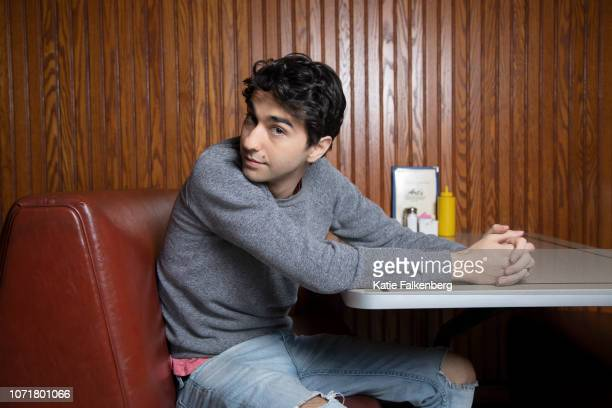 Actor Alex Wolff is photographed for Los Angeles Times on October 12 2018 in Studio City California PUBLISHED IMAGE CREDIT MUST READ Katie...