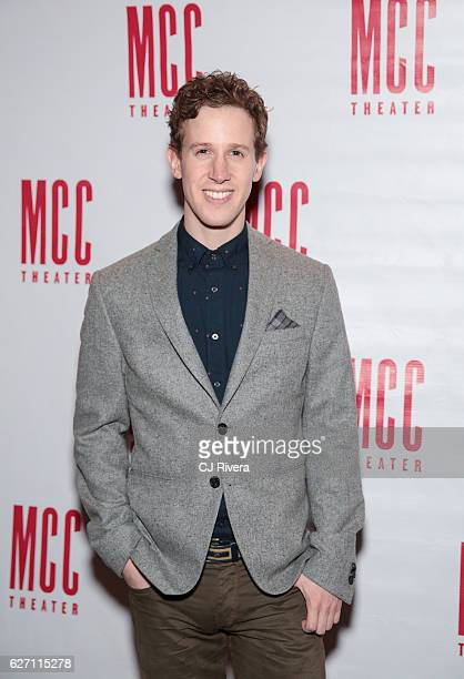 Actor Alex Wyse attends 'Ride the Cyclone' opening night after party at SushiSamba 7 on December 1 2016 in New York City