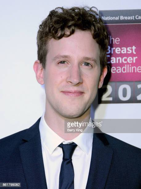Actor Alex Wyse attends the 17th Annual 'Les Girls' at Avalon on October 15 2017 in Hollywood California