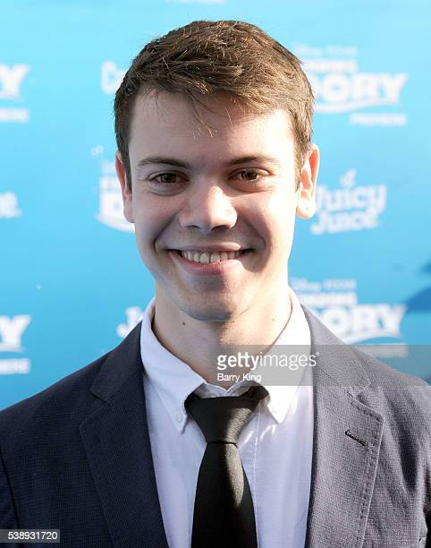 Actor Alexander Gould attends the world premiere of DisneyPixar's 'Finding Dory' at the El Capitan Theatre on June 8 2016 in Hollywood California
