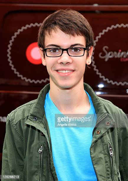 Actor Alexander Gould attends Variety's 4th Annual Power of Youth event at Paramount Studios on October 24 2010 in Hollywood California