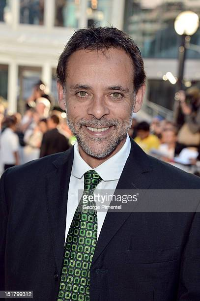 Actor Alexander Siddig arrives at the 'Inescapable' Premiere during the 2012 Toronto International Film Festival at Roy Thomson Hall on September 11...