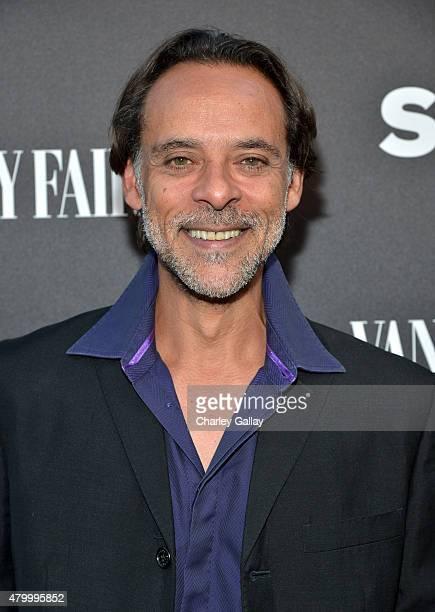 Actor Alexander Siddig as Vanity Fair and Spike celebrate the premiere of the new series 'TUT' at Chateau Marmont on July 8 2015 in Los Angeles...