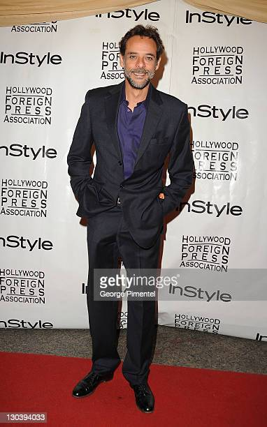 Actor Alexander Siddig attends the InStyle Party held at the Windsor Arms Hotel during the 2009 Toronto International Film Festival on September 15...