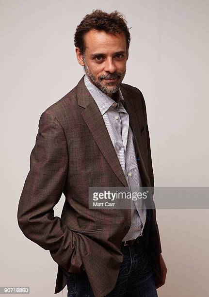 Actor Alexander Siddig from the film 'Cairo Time' poses for a portrait during the 2009 Toronto International Film Festival at The Sutton Place Hotel...