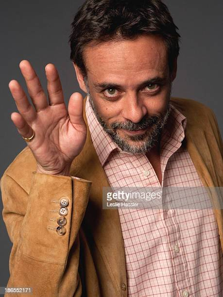 Actor Alexander Siddig is photographed for Self Assignment on May 26 2010 in New York City