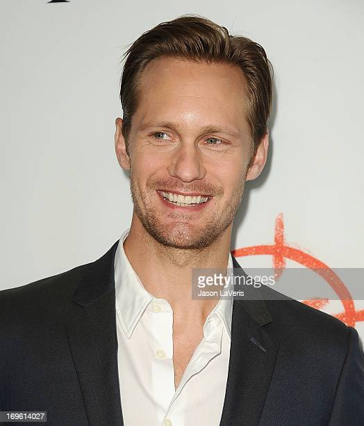 Actor Alexander Skarsgard attends the premiere of 'The East' at ArcLight Hollywood on May 28 2013 in Hollywood California