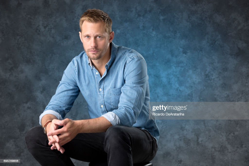 Alexander Skarsgard, Los Angeles Times, May 12, 2017