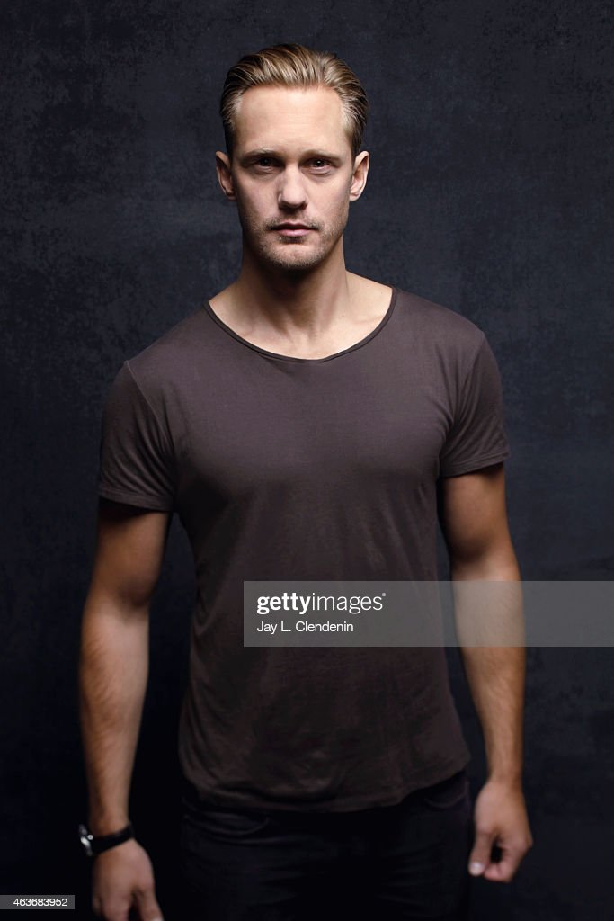 Actor Alexander Skarsgard is photographed for Los Angeles Times on January 24, 2015 in Park City, Utah. PUBLISHED IMAGE.