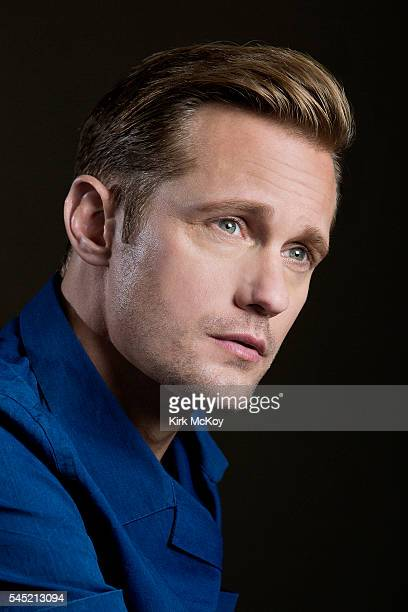 Actor Alexander Skarsgard is photographed for Los Angeles Times on June 22 2016 in Los Angeles California PUBLISHED IMAGE CREDIT MUST READ Kirk...