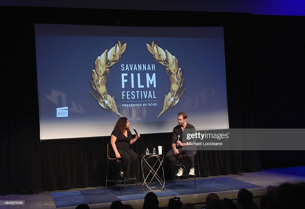 SCAD Presents 18th Annual Savannah Film Festival - Day 3 : News Photo