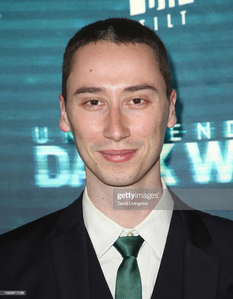 Actor Alexander Ward attends the premiere of Blumhouse