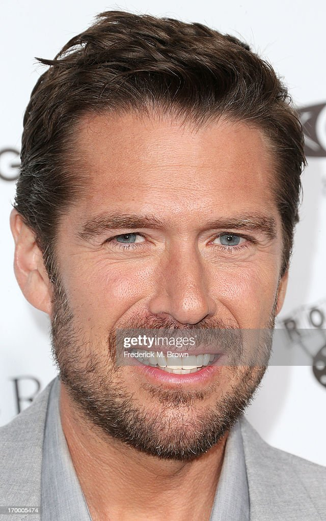 Actor Alexis Denisof attends the screening of Lionsgate and Roadside Attractions' 'Much Ado About Nothing' at Oscar's Outdoors Hollywood theater on June 5, 2013 in Hollywood, California.