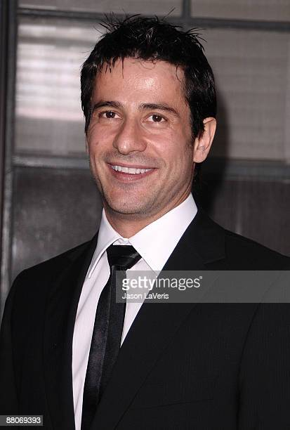 Actor Alexis Georgoulis attends a screening of My Life in Ruins at the Zanuck Theater at 20th Century Fox Lot on May 29 2009 in Los Angeles California