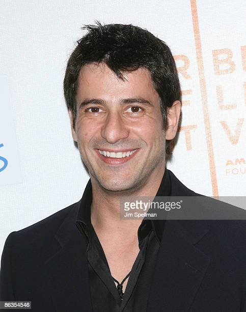 "Actor Alexis Georgoulis attends the premiere of ""My Life in Ruins"" during the 8th Annual Tribeca Film Festival at BMCC Tribeca Performing Arts Center..."