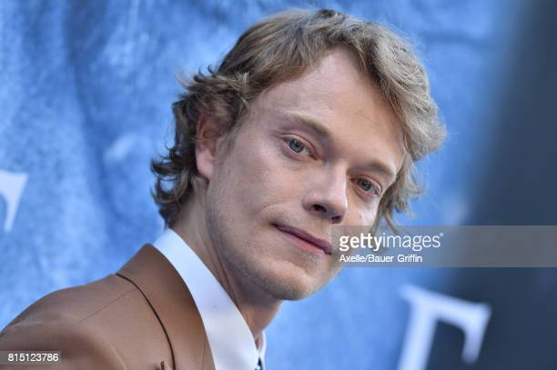 Actor Alfie Allen arrives at the premiere of HBO's 'Game Of Thrones' Season 7 at Walt Disney Concert Hall on July 12, 2017 in Los Angeles, California.